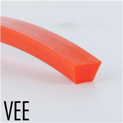 Eagle Orange 85 Non Reinforced Vee And Specialty