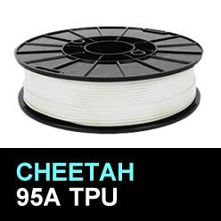 Cheetah™ Flexible 3D Printing Filament