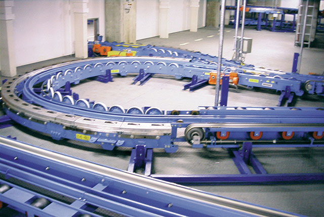Supertlink Baggage Handling Solutions