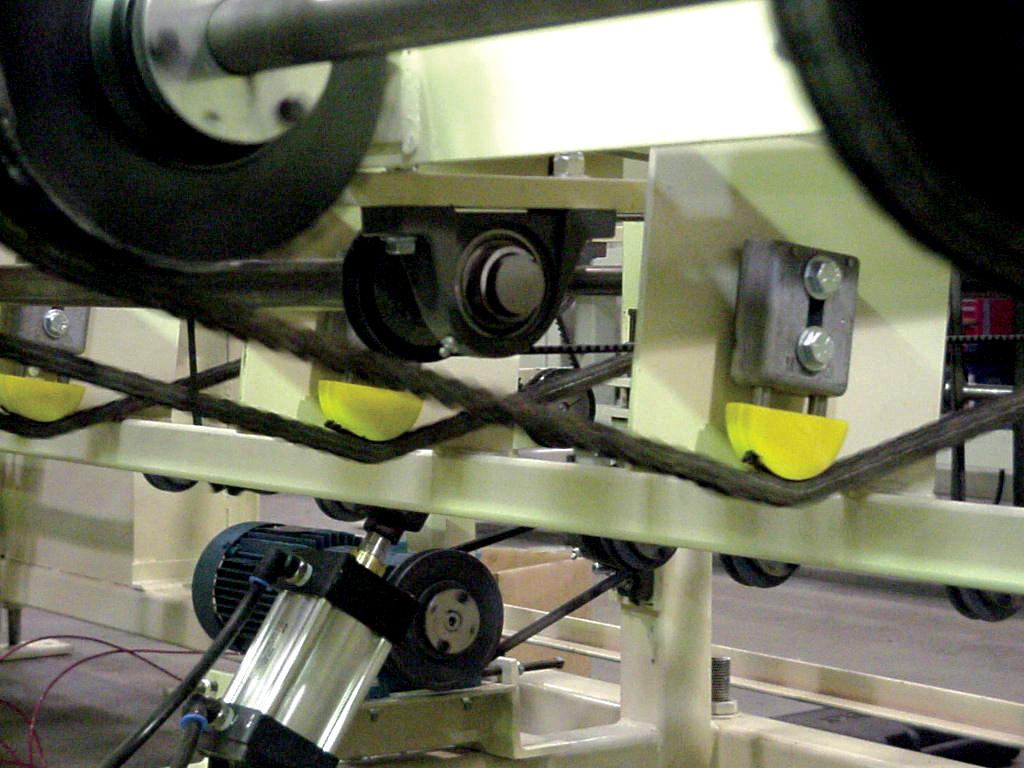 Glass Manufacturing Link Belt | Shop Markets | Fenner Drives