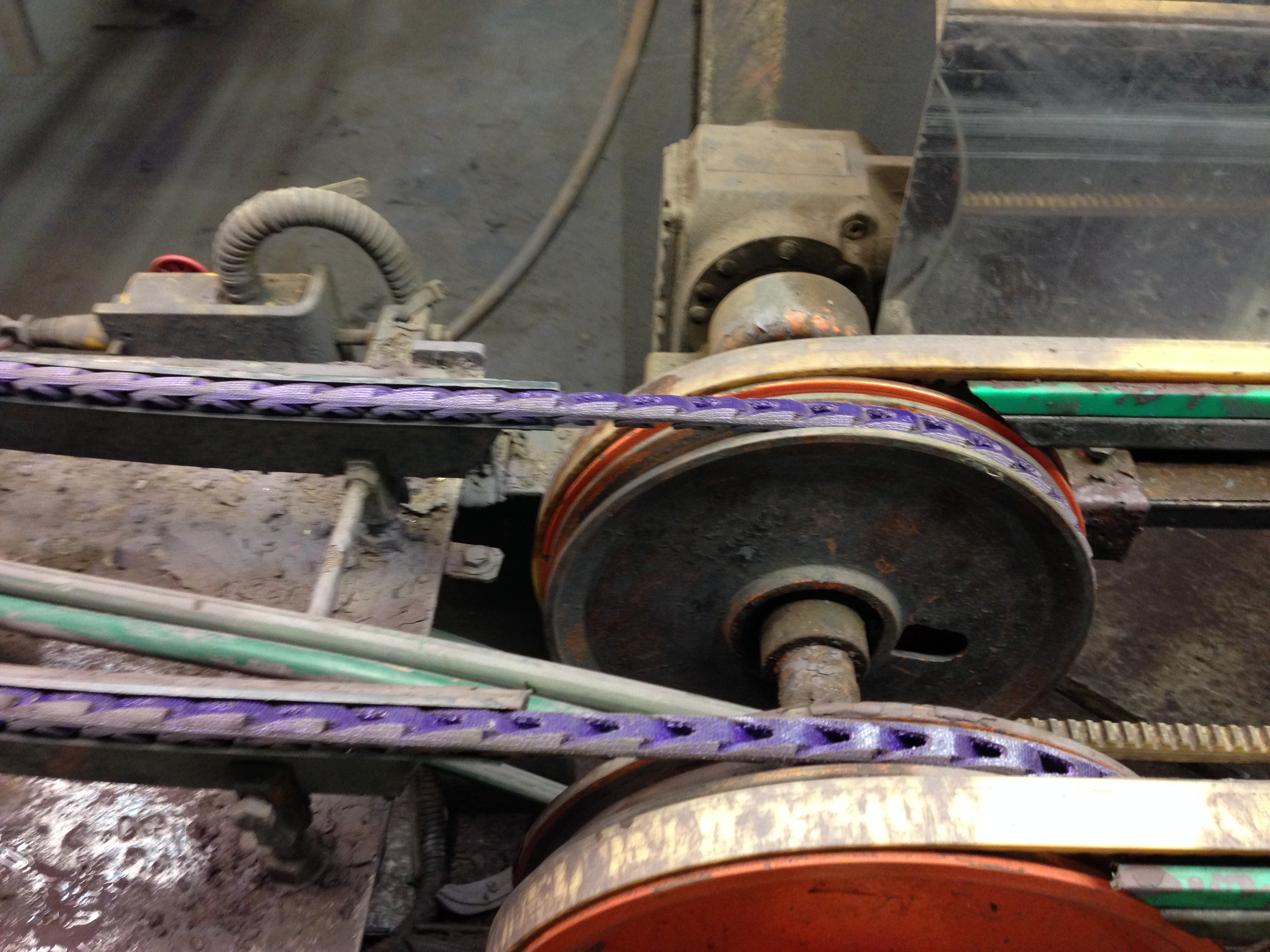 Tile Conveying Solutions