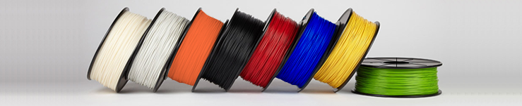 NinjaTek 3D Printing Materials
