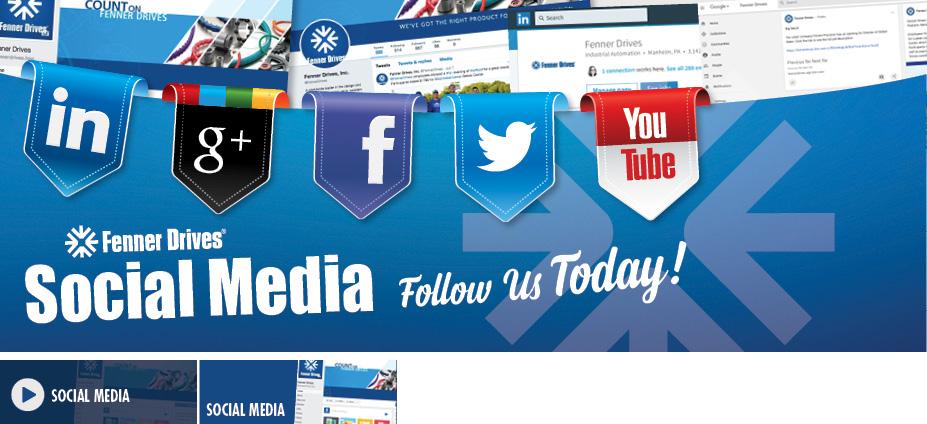 Follow Us On Social Media Today!