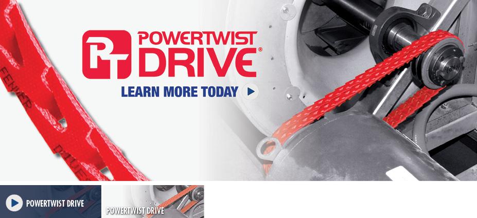 POWERTWIST Drive Belts