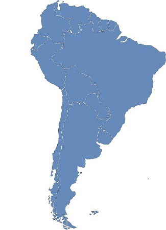 South America Rep Locator