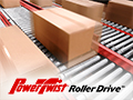 PowerTwist Roller Drive - A better solution for Live Roller Conveyors