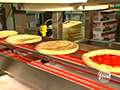Eagle Orange 85 on a Pizza Conveyor at Walt Disney World
